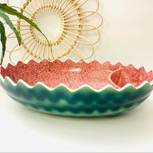 Vintage | Shafford Original Watermelon Dish